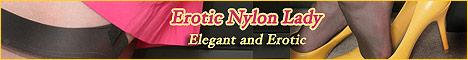 Erotic Nylon Lady
