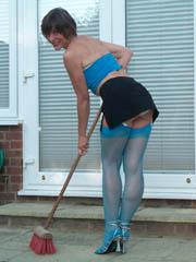 Nylon stockings