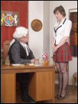 Miss Jones Skirts Up - 038